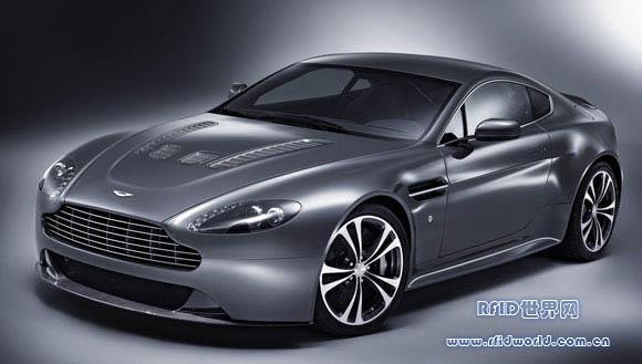 Aston Martin采用RFID加快赛车线下检测流程