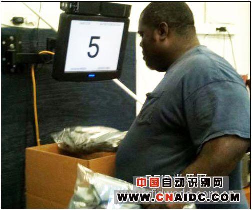 RFID帮助马里兰盲人工商业实现美国防部单品贴标要求