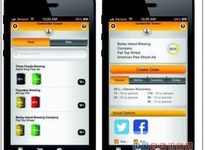 SteadyServ研发一套高频RFID啤酒供应解决方案