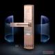 家用全球最安全的光控密码锁 指纹锁 智能电子锁 防盗门锁