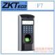 中控F7门禁考勤机 门禁一体机 1500指纹 5W记录 TCP/IP/485通讯