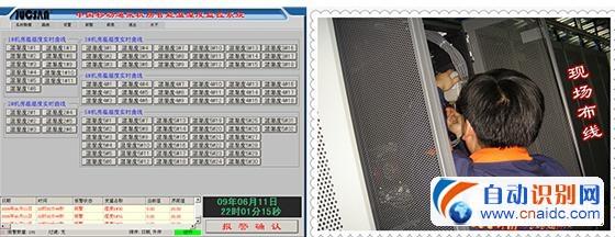 服务器机房智能温湿度监控系统
