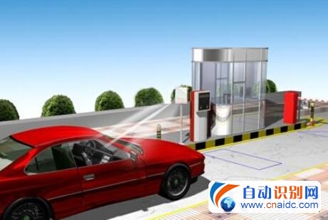RFID汽车智能电子车牌管理系统