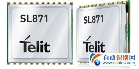 泰利特推出Jupiter SL871-S GPS模块