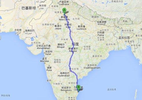 世界最长高铁