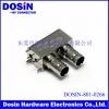 HD-SDI 3G BNC2*1 75欧姆高清BNC视频母座