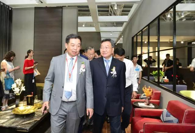 国国际贸易促进委员会会长姜增伟先生